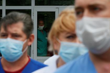 На Украине выявили серию повторных заражений коронавирусом