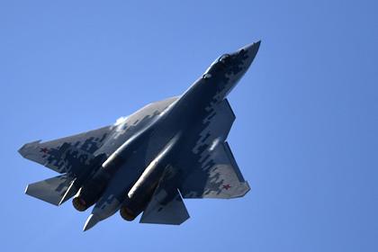 В США обеспокоились новому режиму Су-57