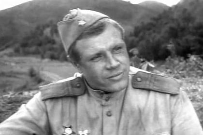 Умер актер и режиссер Владимир Голуб