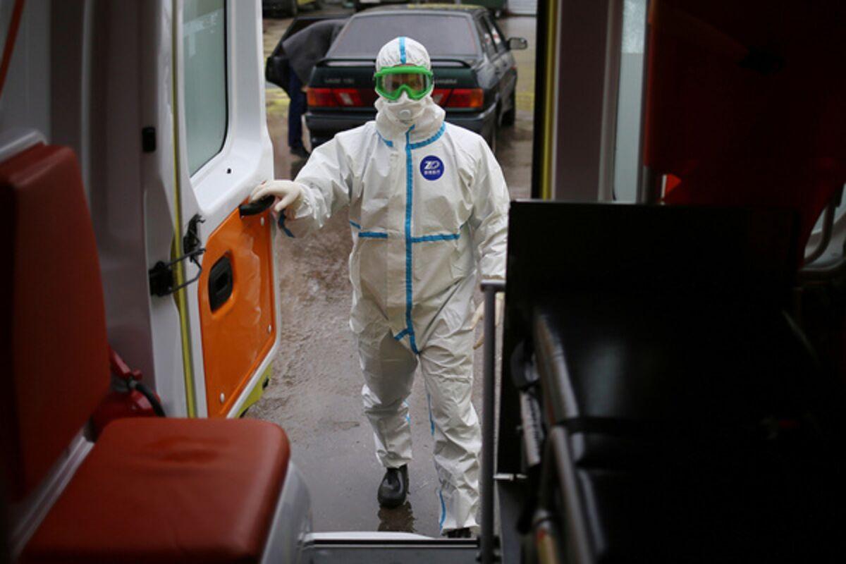 В Москве за сутки умерли 67 пациентов с коронавирусом