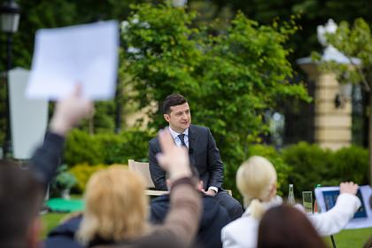 Зеленский заявил о планах B и C по Донбассу