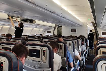 Оценена вероятность заражения коронавирусом в самолете