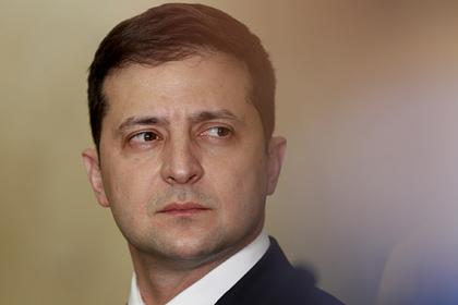 Зеленский пожаловался на превращение Украины в историю о Трампе
