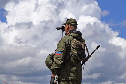 Зеленский заявил о российских войсках в Донбассе