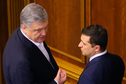 Зеленский рассказал о своих отличиях от Порошенко