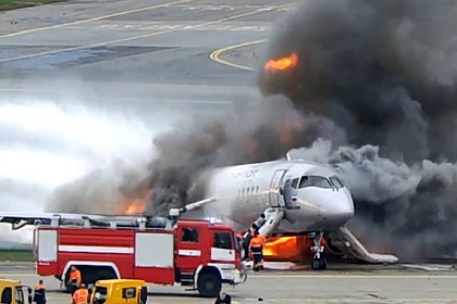Сотни пилотов потребовали нового расследования катастрофы Superjet в Шереметьево