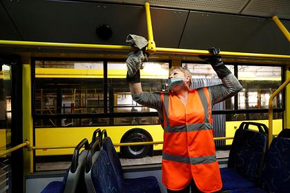 На Украине восстановят работу общественного транспорта