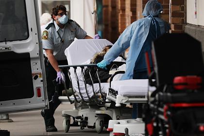 Названы причины высокой смертности от коронавируса среди мужчин
