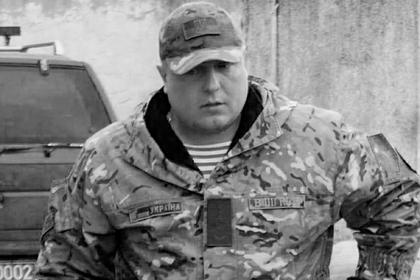 В Донбассе на задании погиб командир батальона «Луганск-1»