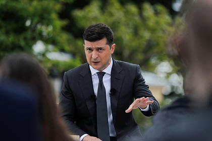 Украинский мэр подаст в суд на назвавшего его бандитом Зеленского