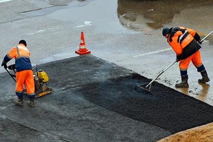 В Томске ускорились с ремонтом дорог