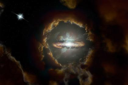 Открыт изменяющий представления о Вселенной космический объект