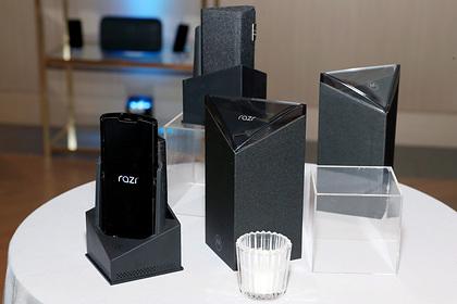 Motorola выпустит новую раскладушку Razr