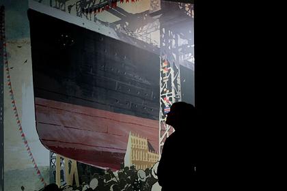 «Титаник» впервые вскроют
