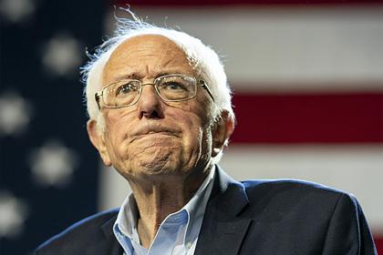 Берни Сандерс посоветовал Байдену найти ключики к сердцу избирателей