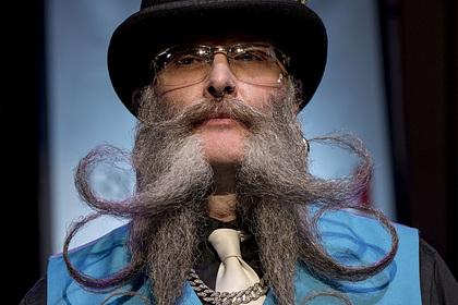 Раскрыто преимущество мужской бороды в драке
