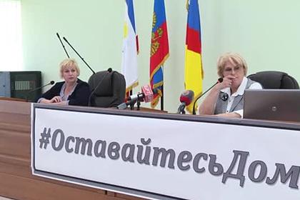 Крымская чиновница пожелала сдохнуть собачкам нарушителей карантина