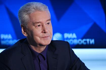 Собянин разрешил аннулировать пропуска сотрудников на удаленке