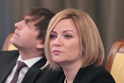 Любимова рассказала, как будет организована работа музеев и театров