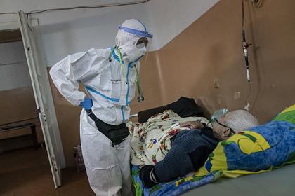 Число зараженных коронавирусом на Украине превысило 20 тысяч