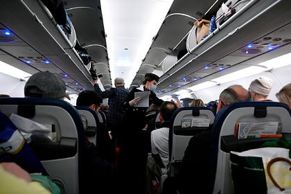 В России отказались от антивирусной рассадки в самолетах во время пандемии