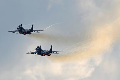 В Ливии заметили летящие из Сирии российские истребители