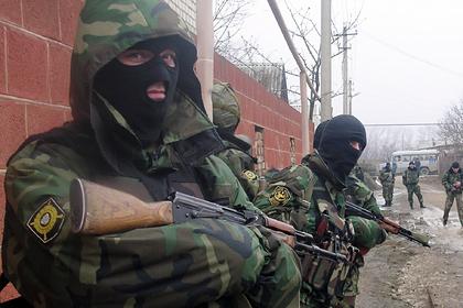 В Дагестане началась погоня за скрывшейся в лесу группой боевиков