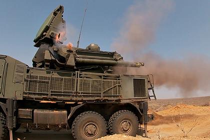 Раскрыта география уничтожения российских «Панцирей» в Ливии