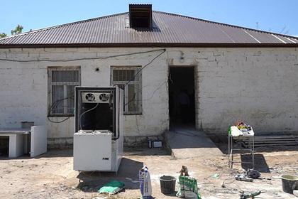 В Дагестане срочно отремонтировали не работавший 10 лет морг