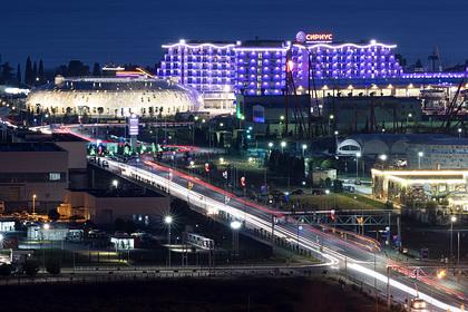 Россиянам разъяснили условия поездок в Сочи