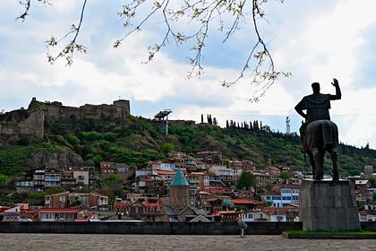 Названа дата открытия Грузии для туристов