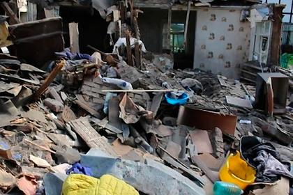 Россиянин назвал дом соседей мусором и снес его
