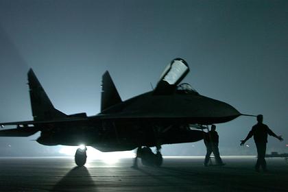 «Российские» МиГ-29 в Ливии признали белорусскими