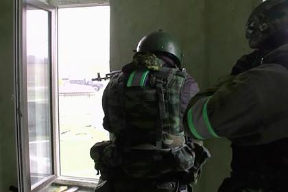 Спецназ ликвидировал в Дагестане готовивших теракты боевиков