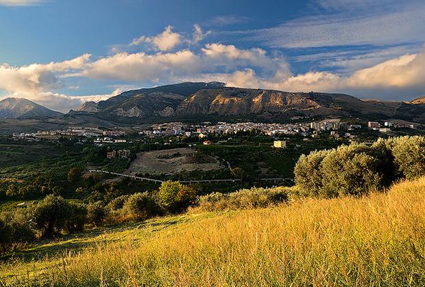 Бивона (Агридженто, Сицилия)