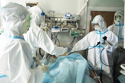 Число случаев заражения коронавирусом в России достигло 335 тысяч