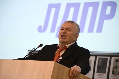 Жириновский предложил ограничить возвращение трудовых мигрантов в Россию