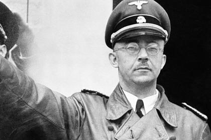 Рассекречены подробности ареста нацистского лидера Генриха Гиммлера