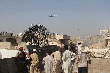 В Пакистане обнаружили оба черных ящика упавшего Airbus А-320