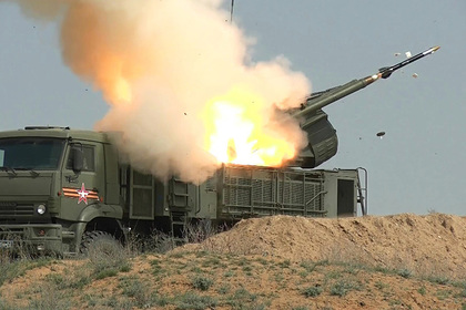 Российский «Панцирь-С1» уничтожил турецкий Bayraktar TB2