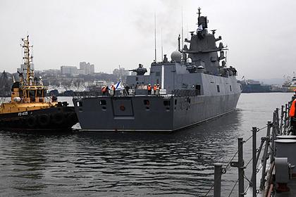 Россия впервые без Украины построила стелс-фрегат