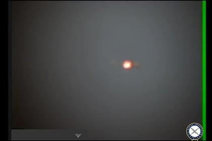 США показали испытание лазерного оружия против беспилотников