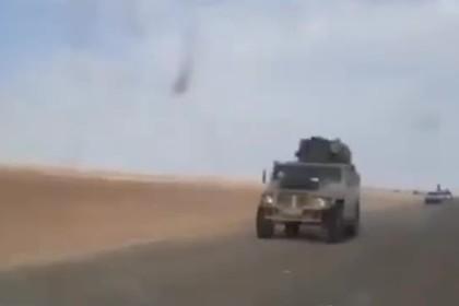 Российские «Панцири» и «Тигры» заметили в Ливии