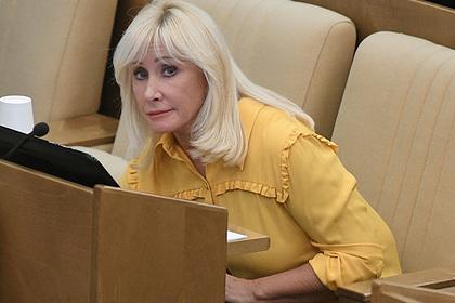 Депутат и телеведущая Оксана Пушкина рассказала о нетипичном симптоме COVID-19