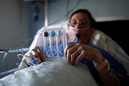 Названа главная причина высокой смертности от коронавируса среди мужчин