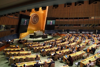 В ООН высказались об объявленном талибами перемирии в Афганистане