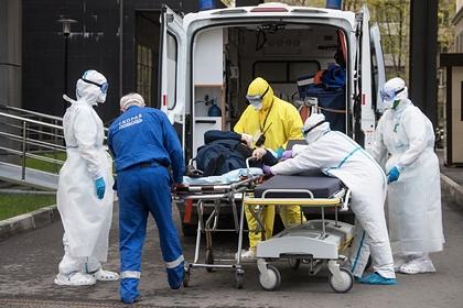Число умерших россиян с коронавирусом превысило 3,5 тысячи человек