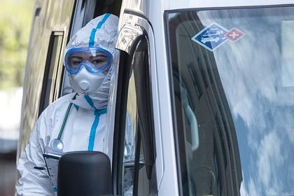 В России выявили минимальное за три недели число новых случаев коронавируса