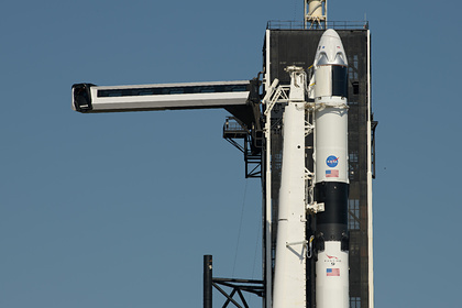 В США рассказали об успешном испытании ракеты-носителя Falcon-9