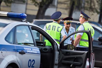Замглавы полиции российского города заподозрили в пьяном вождении